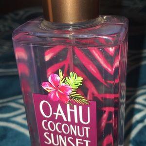 🥥🌺 B&BW Oahu Coconut Sunset Fragrance Mist 🌺🥥